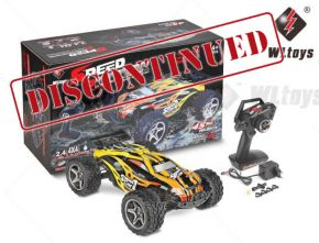WLtoys 12404 1:12 4WD RC Racing Car 45km/h 2.4GHz 2CH Splashproof Dustproof