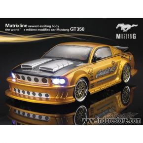 1:10 FOCUS66 MUSTANG GT350 CLEAR BODY Polycarbonate