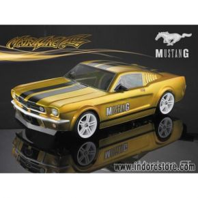 1:10 FOCUS66 MUSTANGGT CLEAR BODY