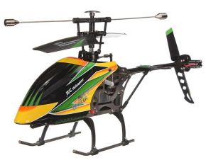 WLtoys V912 Sky Dancer 4CH RC Helicopter Upgraded Board BNF Version