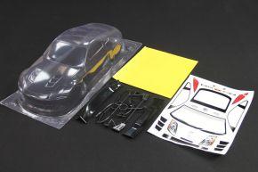 1/10 RC Car PVC Clear Body Shell Nissan 350Z