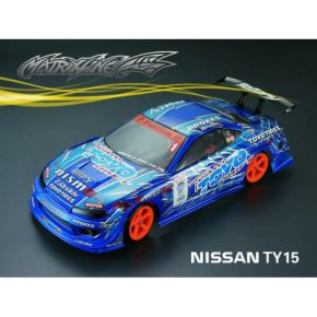 1:10 NISSAN TY15 CLEAR BODY PC Material
