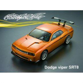 1:10 DODGE VIPER SRT8 CLEAR BODY PC Material