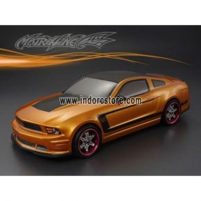 1:10 FORD MUSTANG BOSS 302 PC CLEAR BODY SHELL