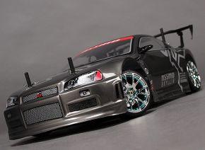 1/10 Mission-D 4WD GTR Drift Car (ARR/RTR)