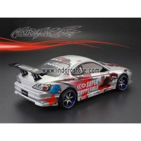 1:10 NISSAN S15 SP PC TRANSPARENT BODY SHELL