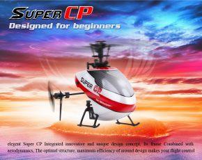 Walkera Super CP 6CH 3D RTF with DEVO 7E Mode 2