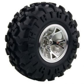 1:10 Truck Tires 3001 - (2 pieces)