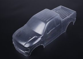 1/8 Rovan RC MONSTER TRUCK PARTS CLEAR PC body shell (Pickup truck)