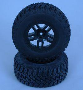 1:10 Truggy Tires 3005 - (2 pieces)