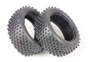Baja 5B front tires off-road small nail fetal skin Track race (2 pieces)