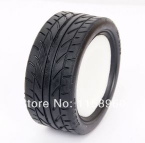 1:10 Road Rubber Tires 8002 - (4 pieces)
