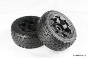 5B Baja Front Road Tires Set