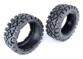 Baja 5B front tire fetal Skin without foam (2 pieces)
