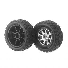 WLtoys 1/18 A949 RC Rally Car Right Wheel 2 PCS A949-02