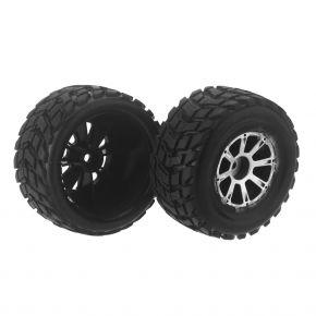 Wltoys A969 1/18 RC Car Spare Parts Left Tire A969-01
