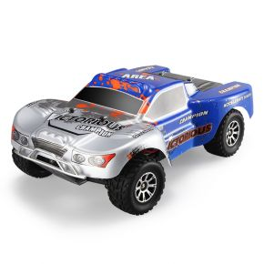 WLtoys A969-B 1/18 4WD Short Course RC Car 70km/h Ready to Run