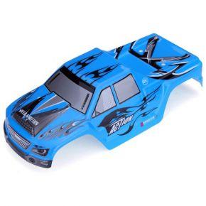 Wltoys A979 1/18 RC Car Spare Parts Car Canopy Blue A979-04