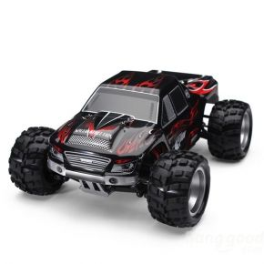 Wltoys A979 1/18 2.4Gh 4WD Monster Truck Black Color Ready to Run