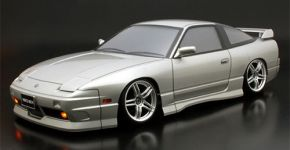 1:10 NISSAN 180 CLEAR BODY PC Material