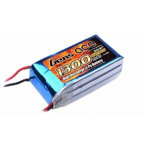 GENS ACE - 1300 mAh 3S 11.1V 25C Lipo Pack