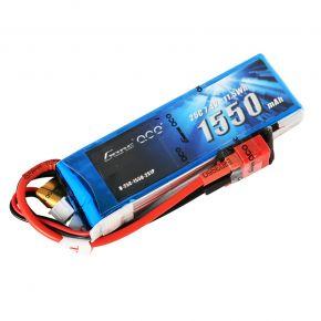 GENS ACE - 1550 mAh 3S 11.1V 25C Lipo Pack