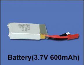 Walkera NEW V120D02S QR W100S 3.7V 600mAh Lipo Battery HM-V120D02S-Z-24
