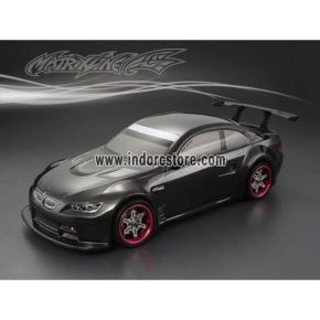 1:10 BMW M3 CARBON-PAINTED BODY Shell PC Material