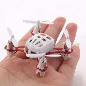 Cheerson CX-11 Mini 29mm Diameter 4CH 2.4GHz 6 Axis Gyro RC Quadcopter White