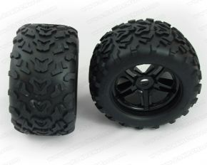 1/8 Scale Truck Tires 3010 - (2 pieces)
