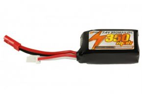 Li-Po 7.4V 350 mAh 15C Battery for Easy Trainer-800