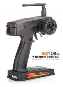 FS GT2 2.4Ghz 2-Channel Surface Radio System