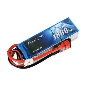 GENS ACE - 1800 mAh 3S 11.1V 25C Lipo Pack
