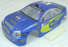 1/10 Prepainted HL Subaru Blue Bodyshell PVC Material