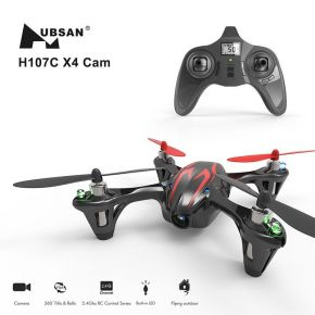 Hubsan X4 H107C SD 2.4G 4CH R/C Quadcopter With 300,000 Pixel Camera