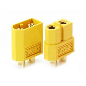 XT60 plug Connector Male and Female Yellow