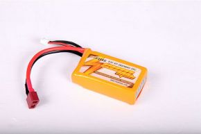 11.1V 1300mAh 25C Li-Po Battery FMS SuperEZ 1200