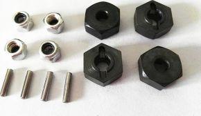 12mm Aluminum Hex Wheel Hub
