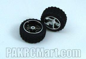 Wltoys L929 L939 RC Car Parts Front wheels L929-939-15