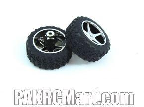Wltoys L929 L939 RC Car Parts Rear wheels L929-939-16