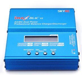 SkyRC NEW IMAX-B6AC 60W Li-Polymer Balance Charger V2