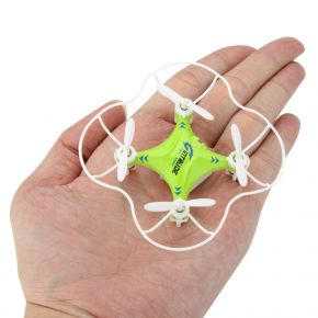 Quadcopter - Moontop M9912 RC Quadcopter of 6 Axis Gyro 2.4GHz 3D Flying Drone Lighting Mini Aircraft