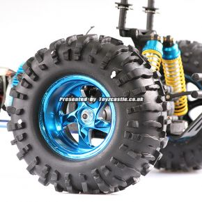 Rim and Tire - HL3851-6 Monster truck