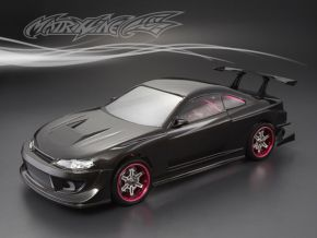 1:10 NISSAN TY15 CARBON-PAINTED BODY PC Material