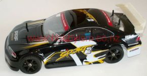 HL3851-1 1:10 Brushed Touring with BMW bodyshell - Rally Car Ready to Run