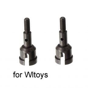 Wltoys A949 A959 A969 A979 1/18 Upgraded RC Car Part Stub Axle 2Pcs A949-30