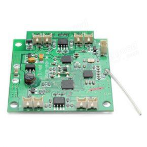 WLtoys JJRC V686G RC Quadcopter Part Receiving Board with Antenna V686-13