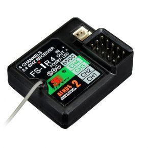 Flysky FS-iR4 4CH 2.4Ghz AFHDS2 RC Receiver For FS-iT4