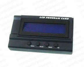 ROCKET LCD Programming Card
