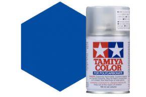 Tamiya PS4 Blue Polycarbonate Spray Paint 100ml
